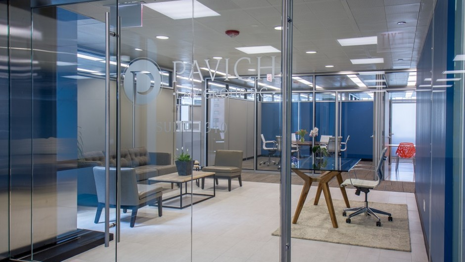 EAA Completes Law Firm Office Designs