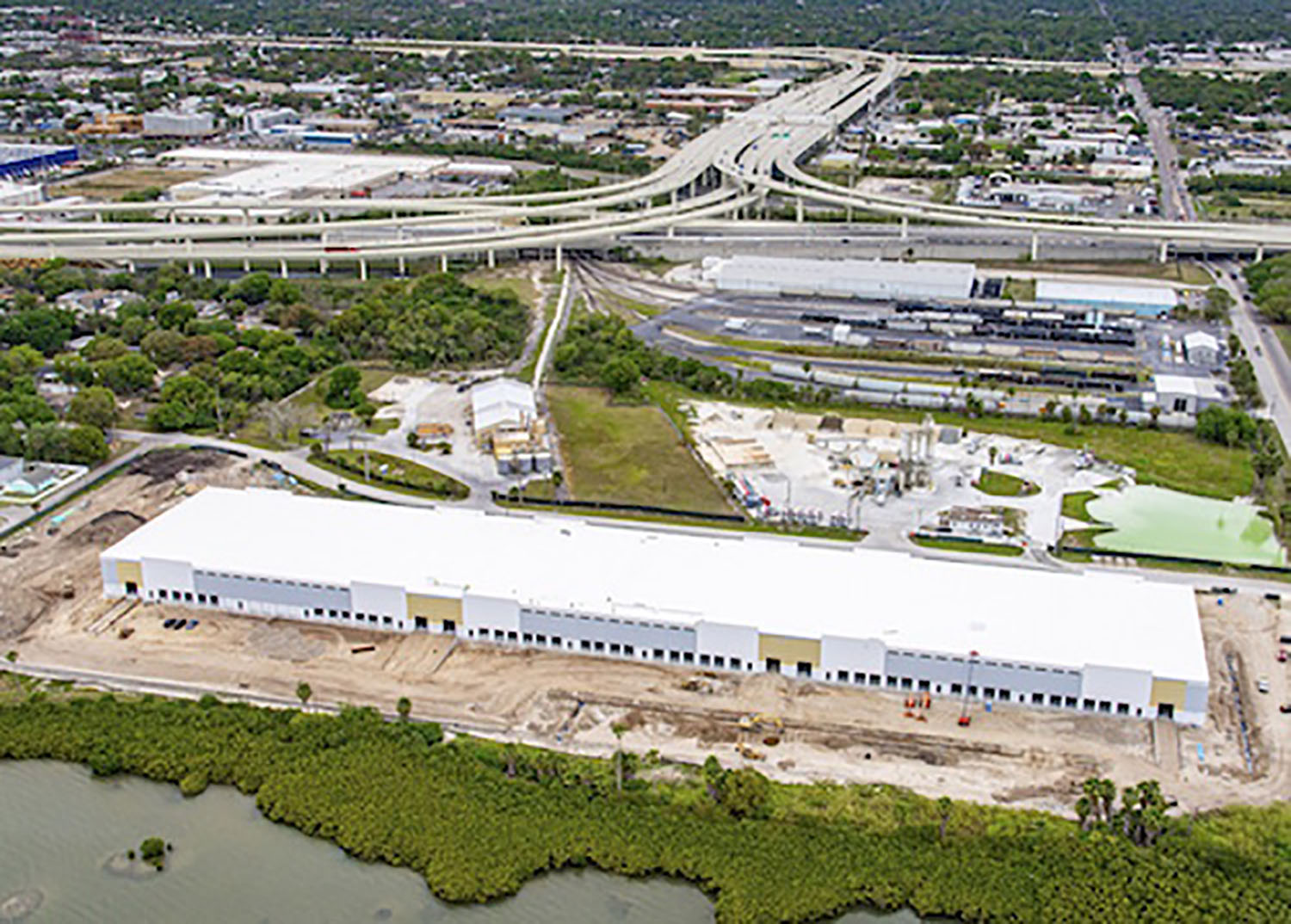 Industrial Real Estate Shifts to Help Response to COVID-19