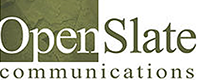 Open Slate Communications