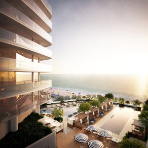 The new Four Seasons hotel in Fort Lauderdale is slated for completion in 2018