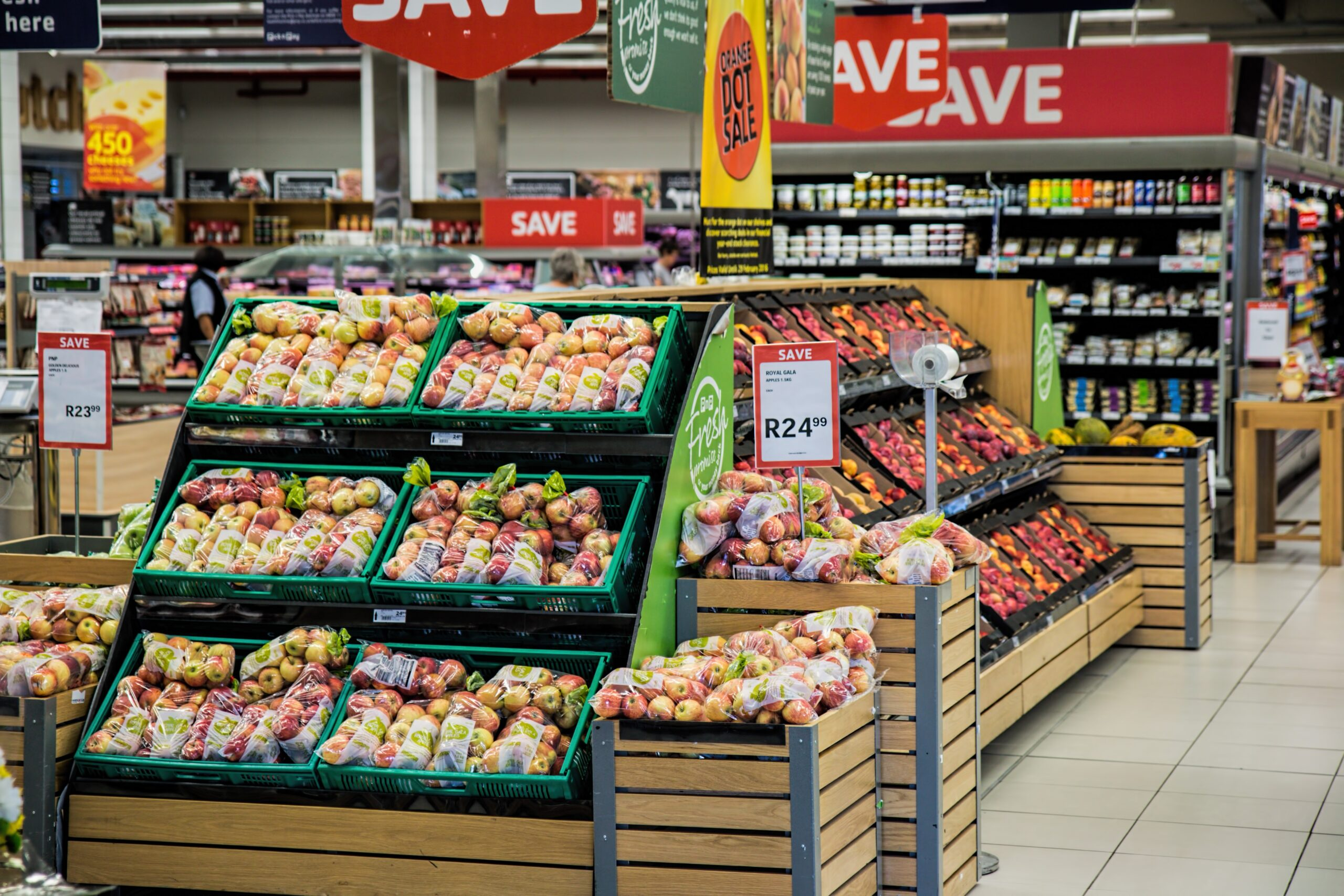 COVID-19: Online Grocery Sees Growth